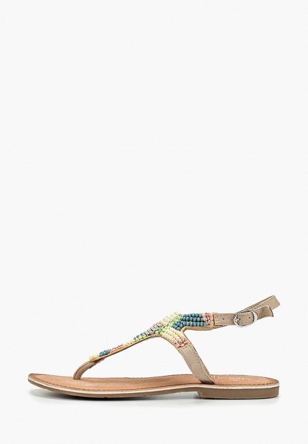 женские сандалии mon ami, разноцветные