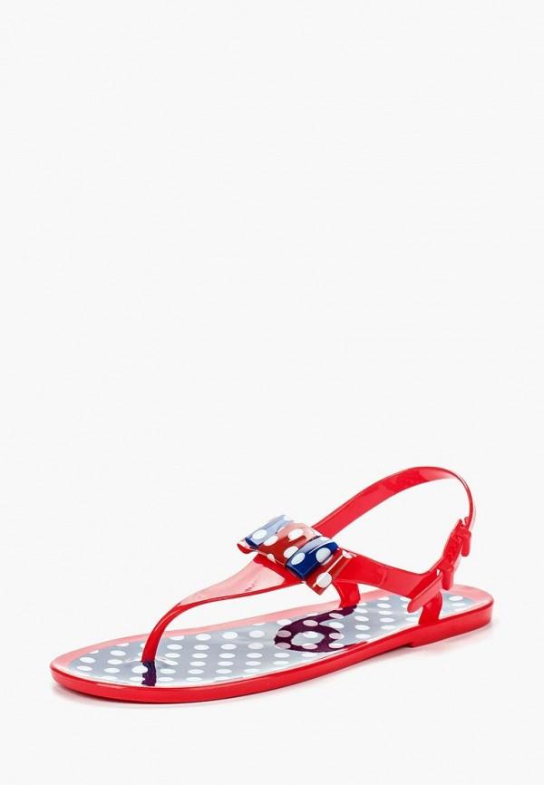 Купить Сандалии Mon Ami, MO151AWTIT76, красный, Весна-лето 2018