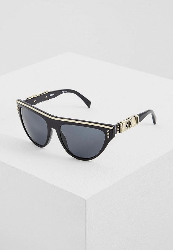 Очки солнцезащитные Moschino Moschino MO351DWAYAF3 очки солнцезащитные moschino moschino mo351dwayaf3