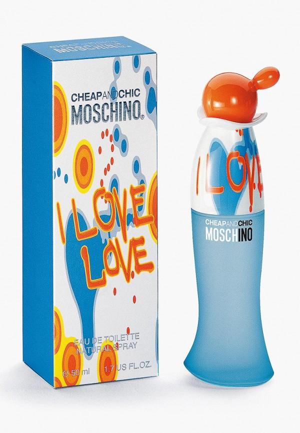 Туалетная вода Moschino Moschino MO351DWBZ572 цена