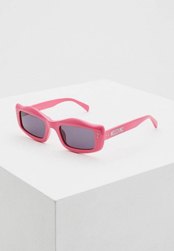 Фото - Очки солнцезащитные Moschino Moschino MO351DWCWNW4 3d очки