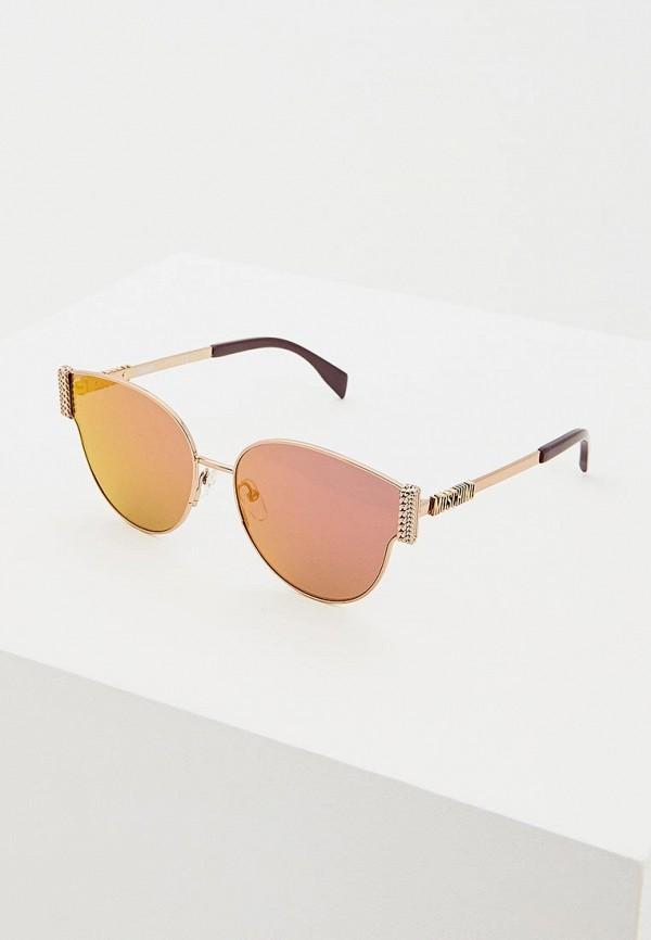 Фото - Очки солнцезащитные Moschino Moschino MO351DWCWNW6 3d очки