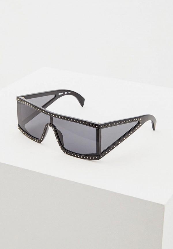 Очки солнцезащитные Moschino Moschino MO351DWCWNY1 очки солнцезащитные moschino moschino mo351dwayaf3