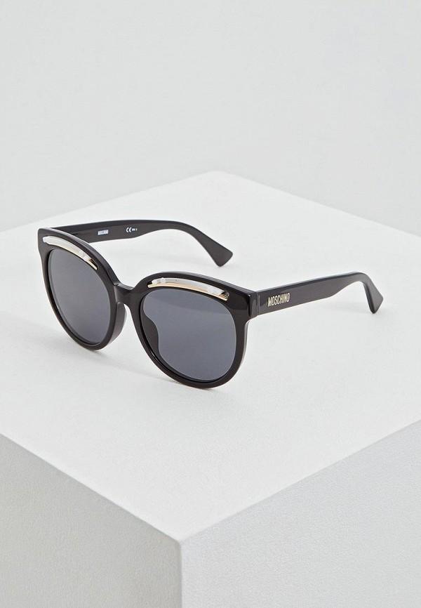 Очки солнцезащитные Moschino Moschino MO351DWERCU9 очки солнцезащитные moschino moschino mo351dwayaf3