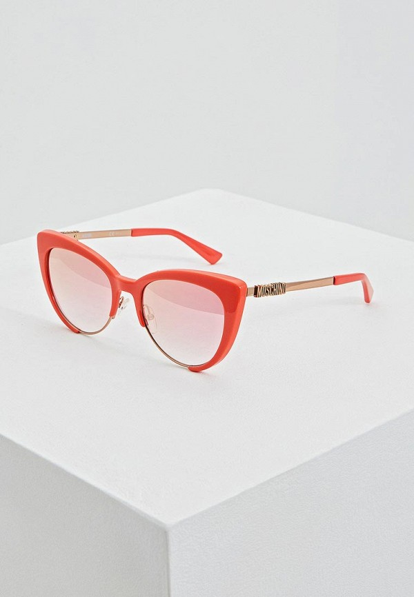 Очки солнцезащитные Moschino Moschino MO351DWERCV1 все цены