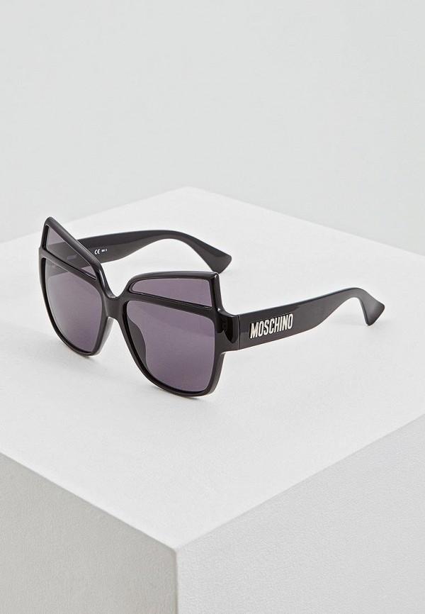 Очки солнцезащитные Moschino Moschino MO351DWERCV6 очки солнцезащитные moschino moschino mo351dwayaf3