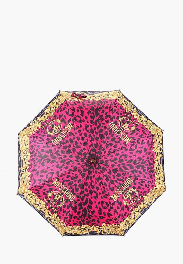 Зонт складной Moschino Moschino MO351DWGAPZ0 все цены