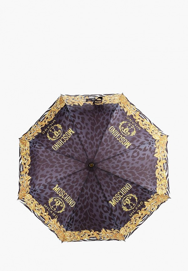 Зонт складной Moschino Moschino MO351DWGAPZ1 зонт складной moschino moschino mo351dwgaqc2
