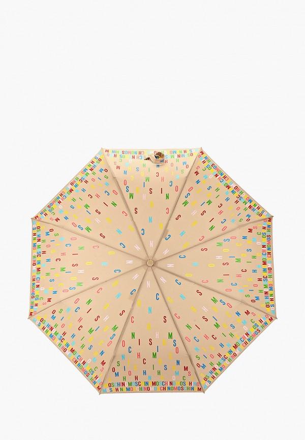 Зонт складной Moschino Moschino MO351DWGAPZ4 цены онлайн