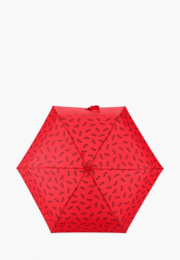 купить Зонт складной Moschino Moschino MO351DWGAPZ8 недорого