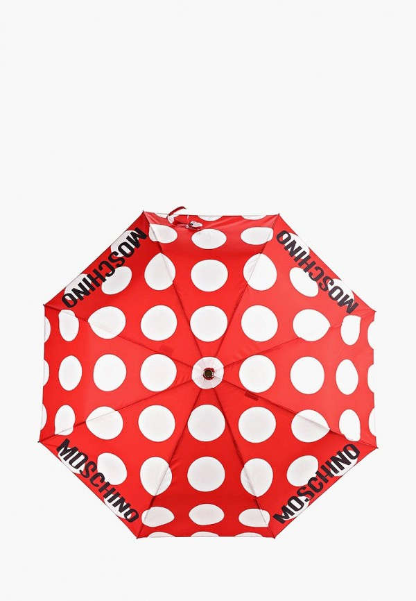 Зонт складной Moschino Moschino MO351DWGAQA0 зонт складной moschino moschino mo351dwgaqc2
