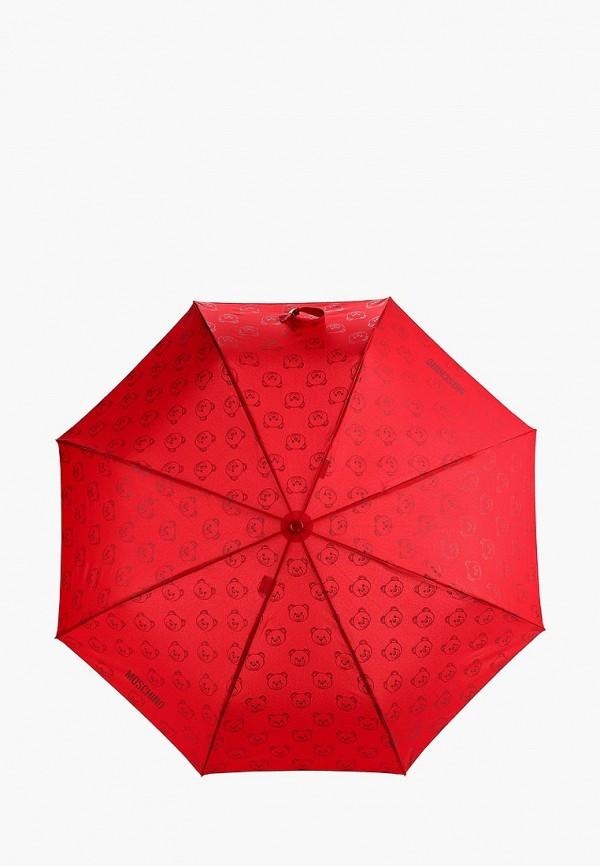 купить Зонт складной Moschino Moschino MO351DWGAQA6 недорого