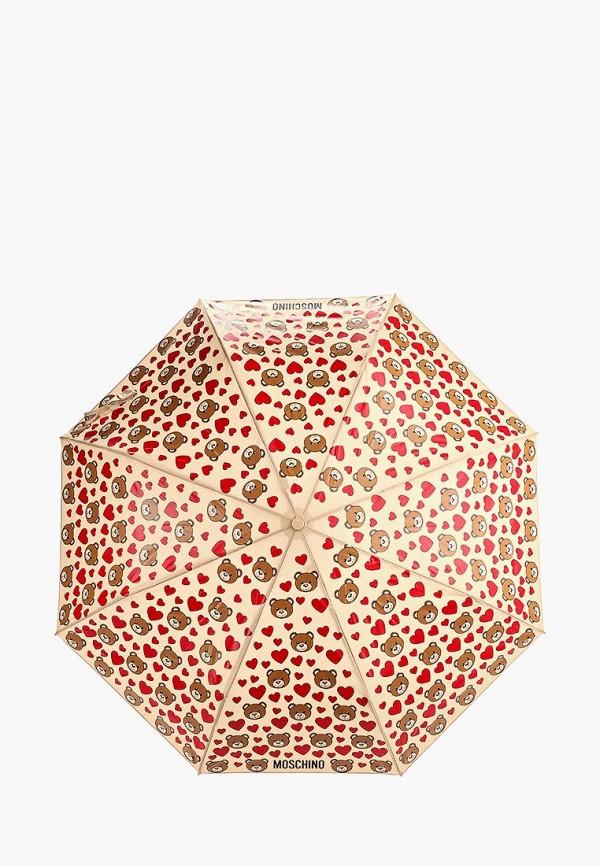 Зонт складной Moschino Moschino MO351DWGAQB0 цена