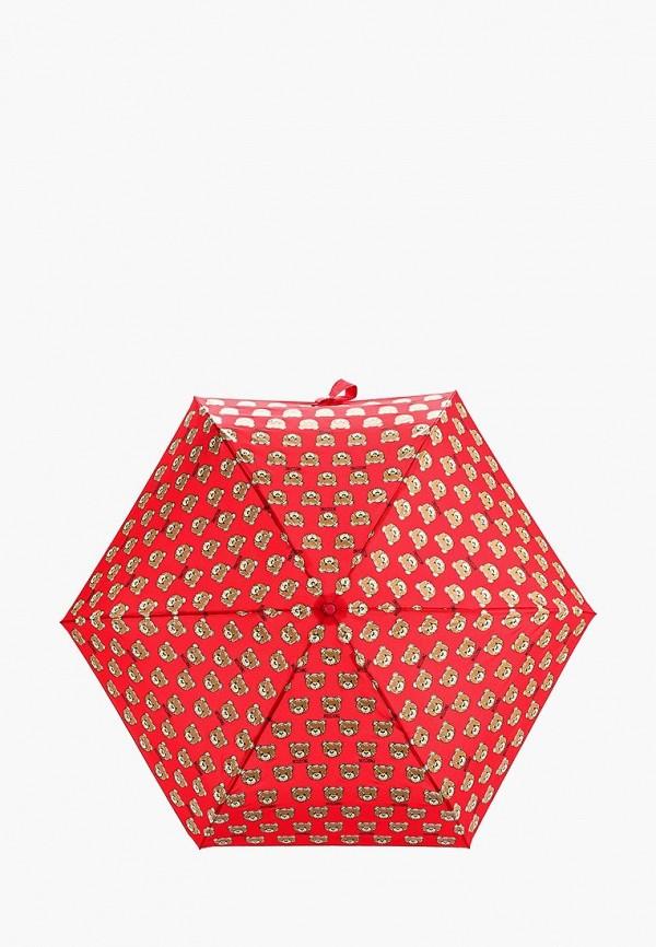 Зонт складной Moschino Moschino MO351DWGAQB2 цена и фото