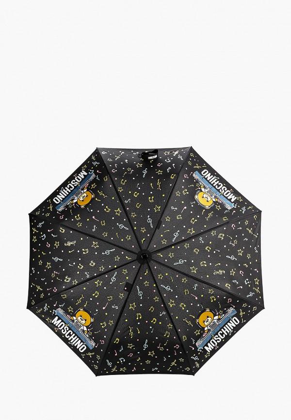 купить Зонт складной Moschino Moschino MO351DWGAQB4 недорого