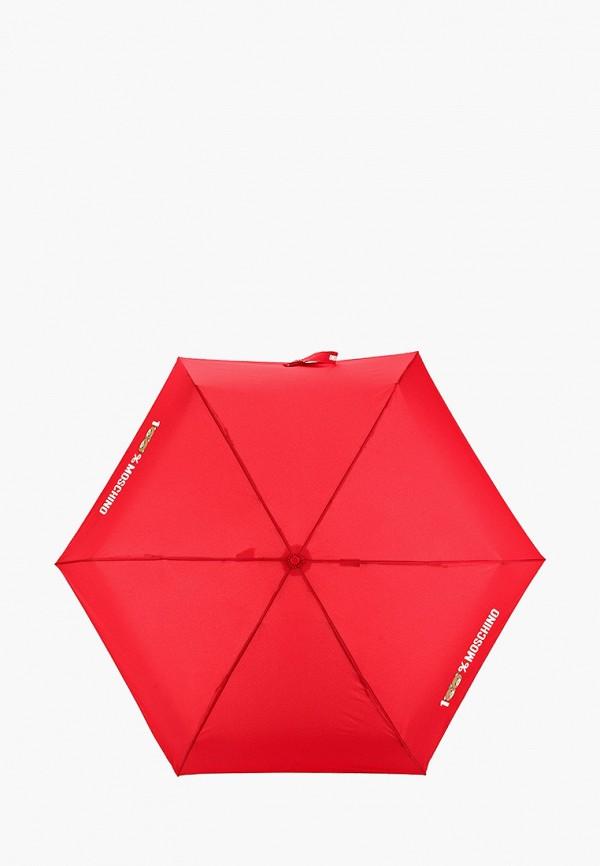 Зонт складной Moschino Moschino MO351DWGAQB6 цены онлайн