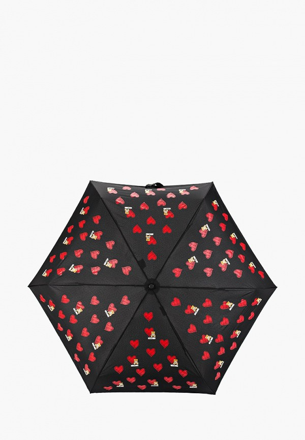 Зонт складной Moschino Moschino MO351DWGAQB7 все цены