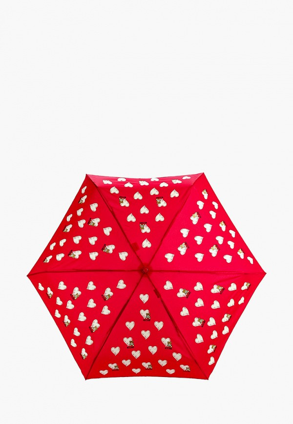 Зонт складной Moschino Moschino MO351DWGAQB9 цены онлайн