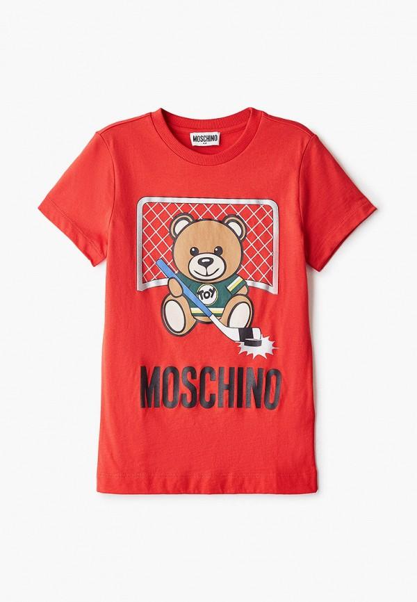 Футболка Moschino Kids