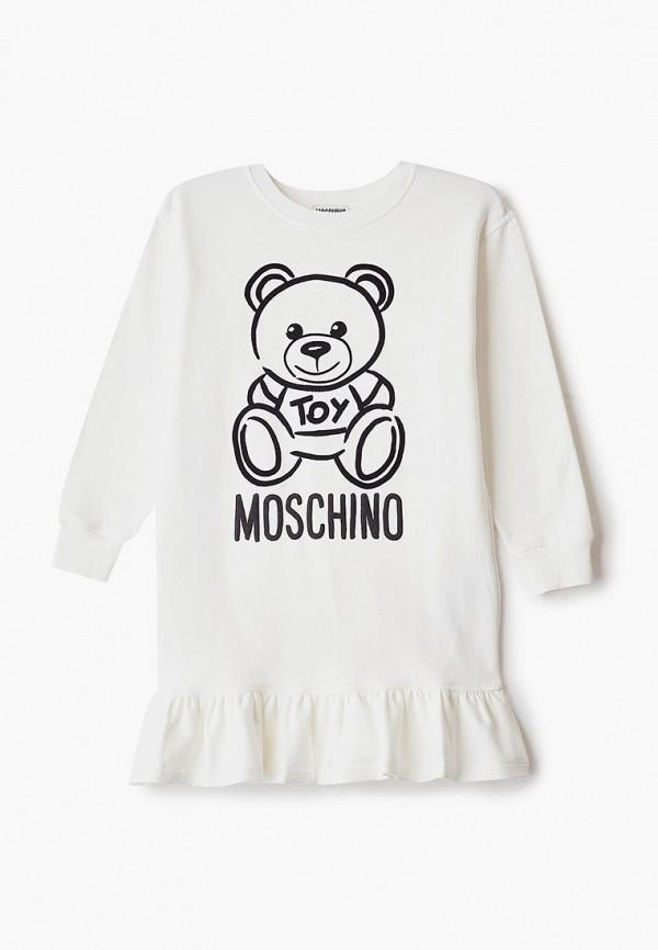 Платье Moschino Kids