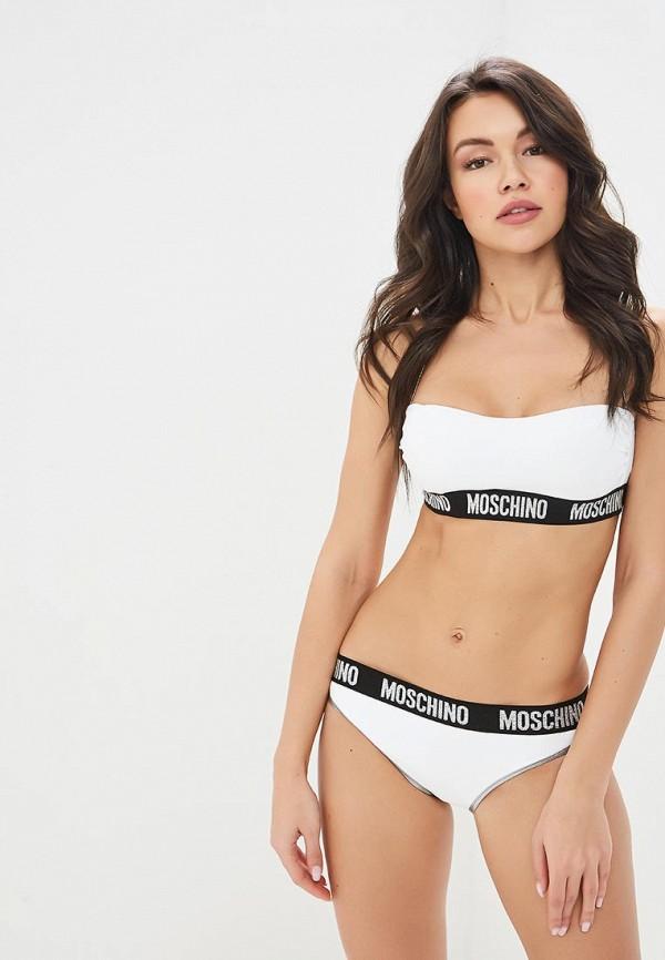 Плавки Moschino Swim Woman Moschino Swim Woman MO351EWEITC1 цена 2017