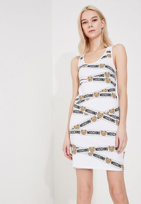 где купить Платье домашнее Moschino Moschino MO351EWQHK30 по лучшей цене