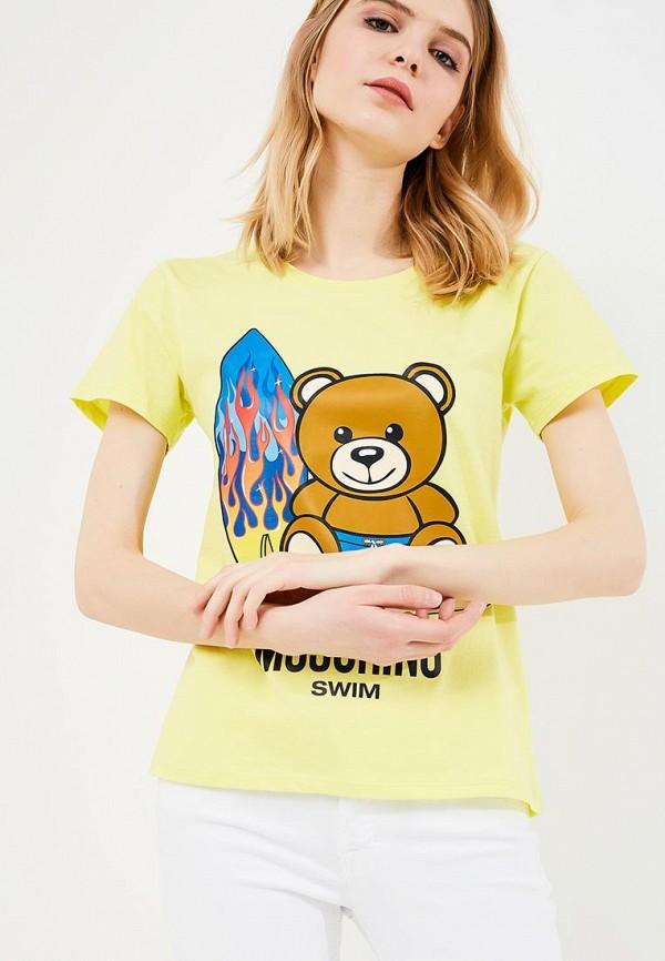 Футболка Moschino Moschino MO351EWZUX90 футболка moschino футболка