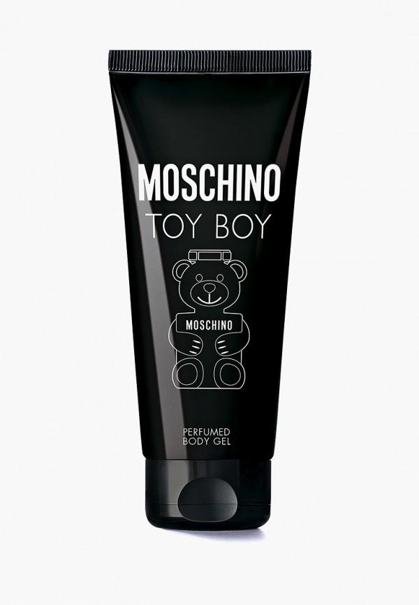 мужская гель для душа moschino