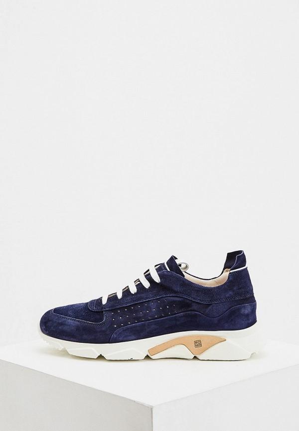 мужские кроссовки moma, синие