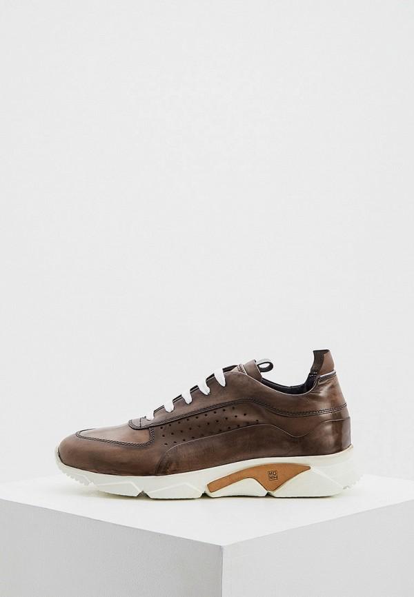 мужские кроссовки moma, коричневые