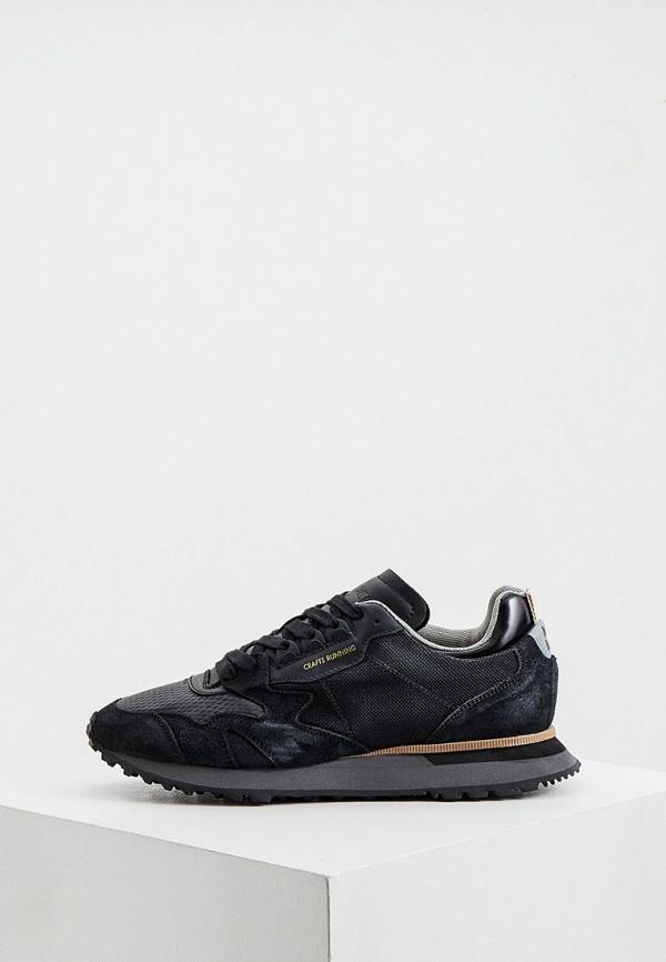 мужские кроссовки moma, черные