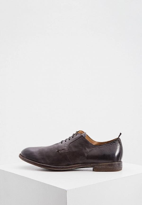 мужские туфли moma, коричневые