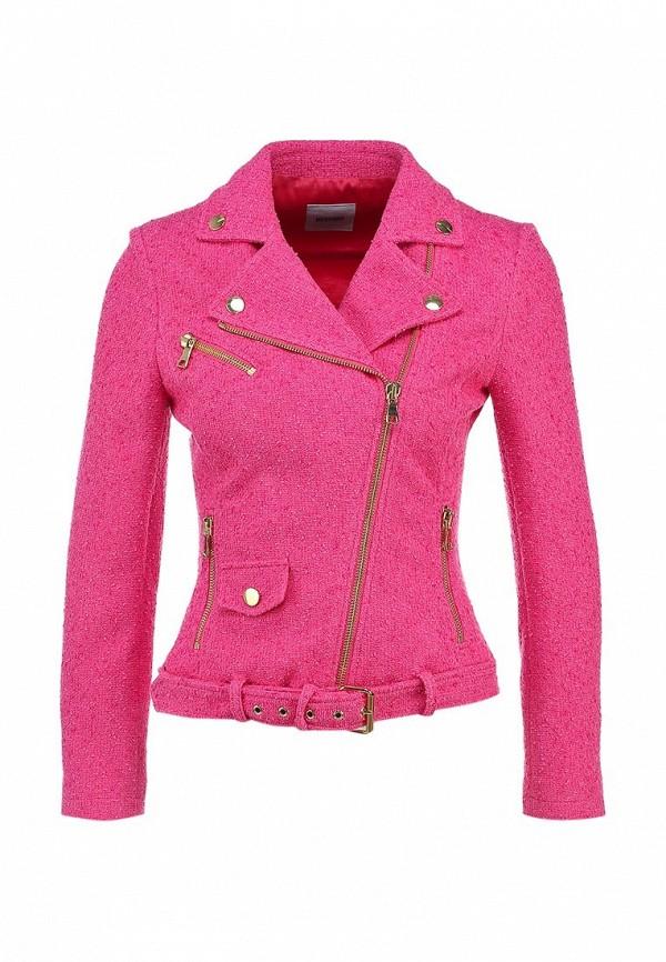 Куртка Moschino Cheap and Chic Moschino Cheap and Chic MO716EWDRB11 босоножки moschino cheap