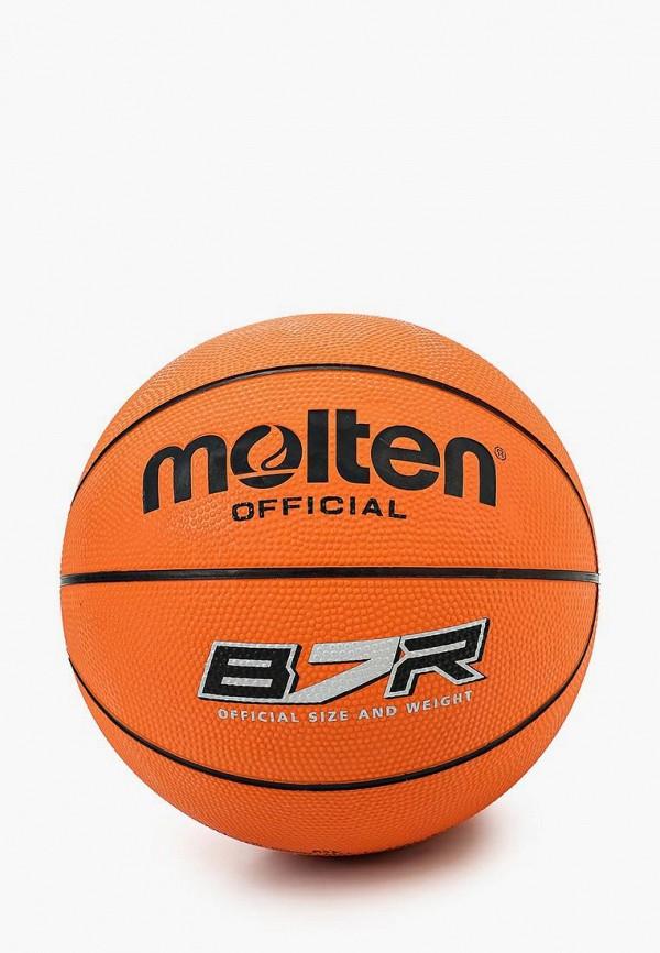 Мяч баскетбольный Molten Molten MO994DUIBW40 баскетбольный мяч molten bgr5 р 5 15418