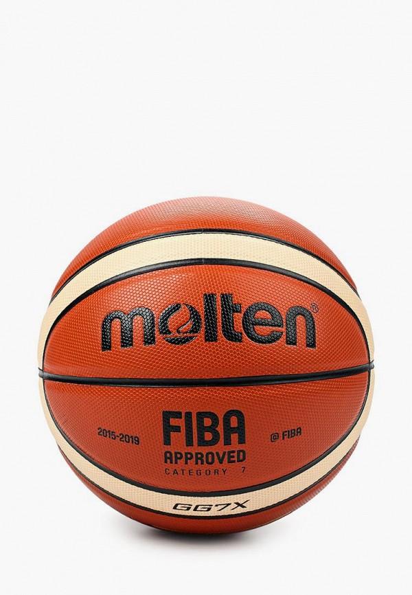 Мяч баскетбольный Molten Molten MO994DUIBW43 мяч баскетбольный molten bgr7 vy р7