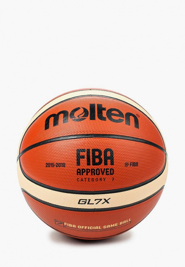 Мяч баскетбольный Molten Molten MO994DUIBW46 мяч баскетбольный molten bgr7 vy р7