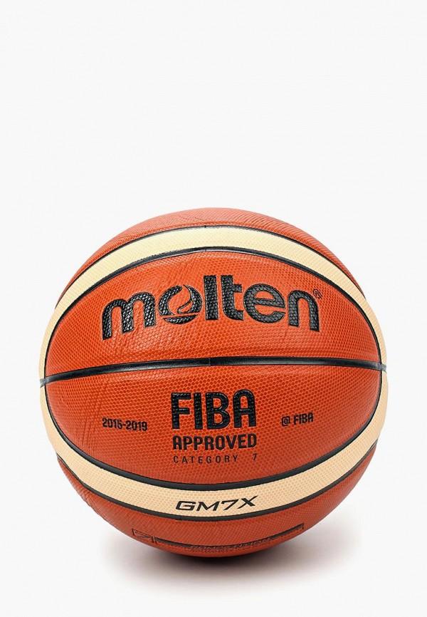 Мяч баскетбольный Molten Molten MO994DUIBW47 баскетбольный мяч molten bgr5 р 5 15418