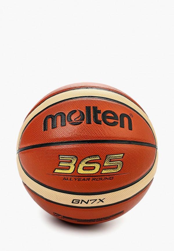 Мяч баскетбольный Molten Molten MO994DUIBW48 insummer баскетбольный мяч классика лето