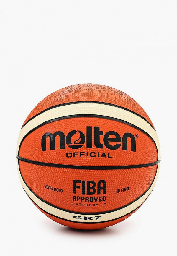 Мяч баскетбольный Molten Molten MO994DUIBW52 insummer баскетбольный мяч классика лето