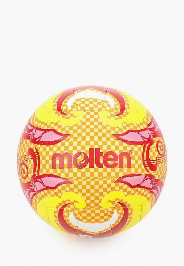 Мяч волейбольный Molten Molten MO994DUIBW58 molten bgh6x размер 6