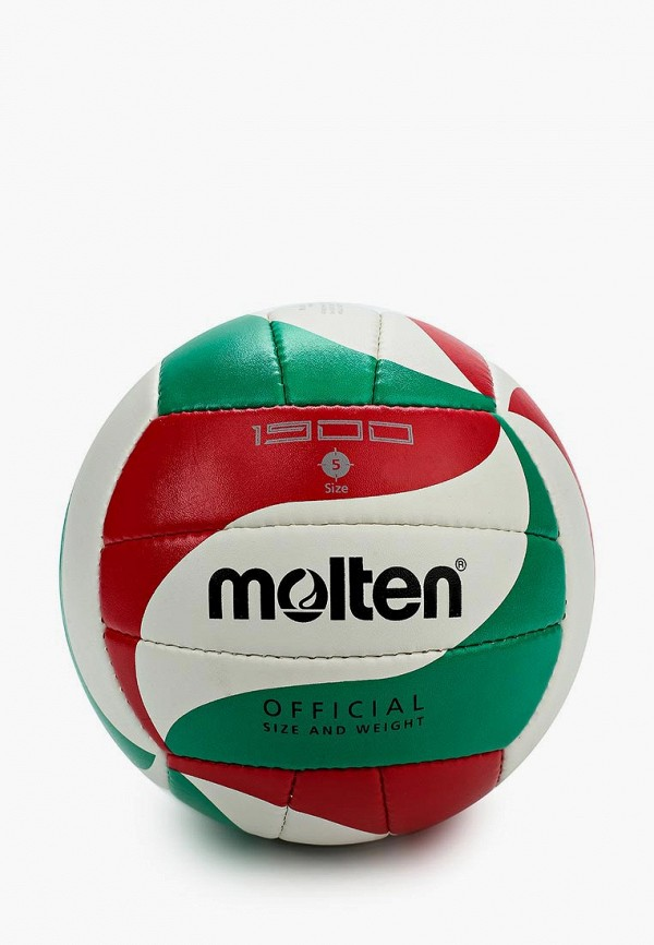 Мяч волейбольный Molten Molten MO994DUIBW62 мяч баскетбольный molten molten mo994duibw41