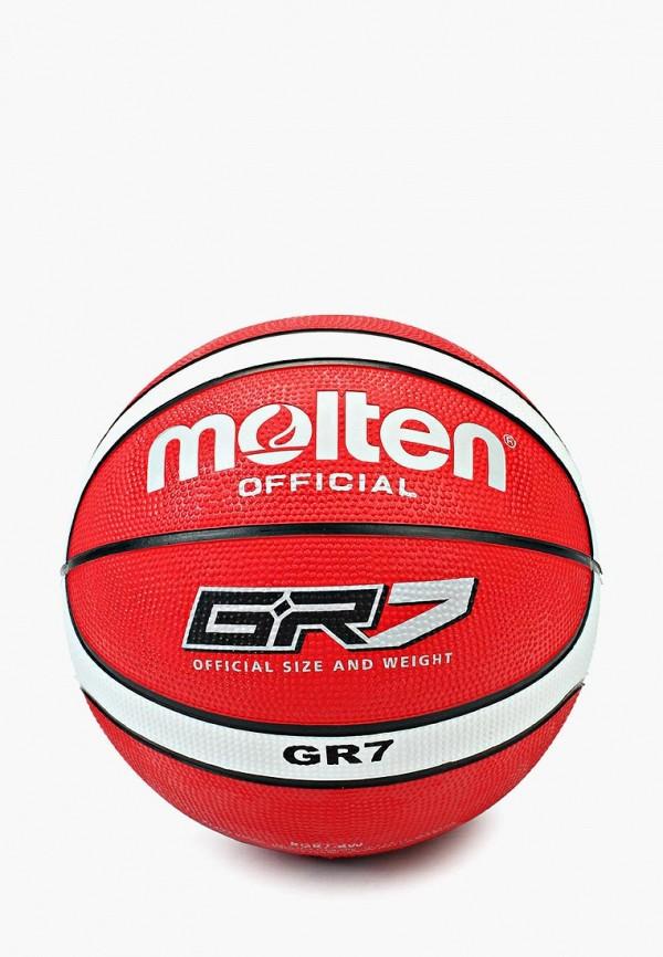 Мяч баскетбольный Molten Molten MO994DUJU167 tama ps42s mbr starclassic performer b b molten brown burst