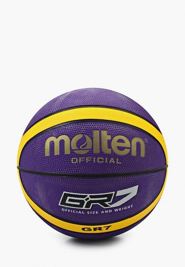 Мяч баскетбольный Molten Molten MO994DUJU168 баскетбольный мяч molten bgr5 р 5 15418