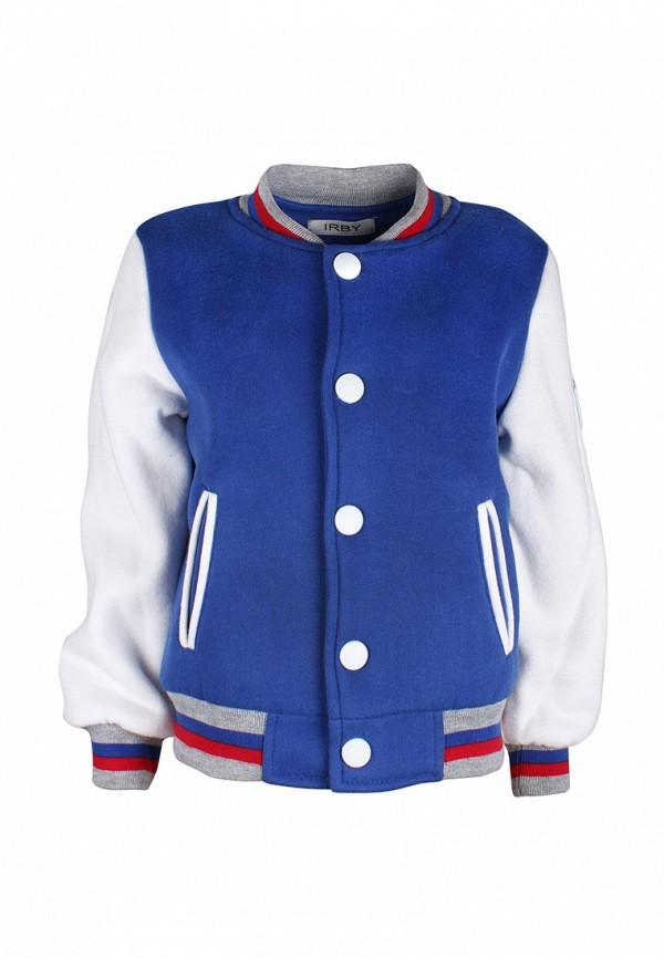 куртка irby style для мальчика, синяя