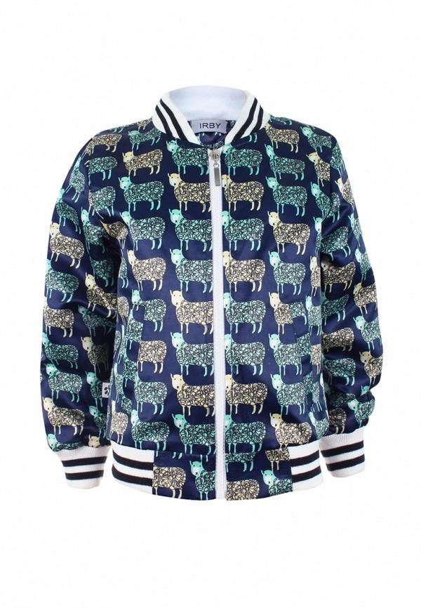 куртка irby style для мальчика, разноцветная