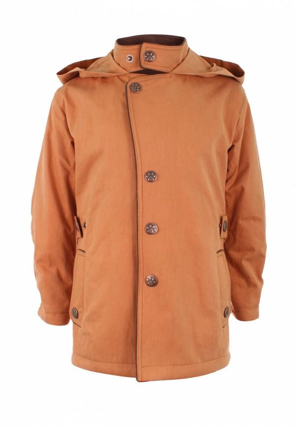 куртка irby style для мальчика, оранжевая
