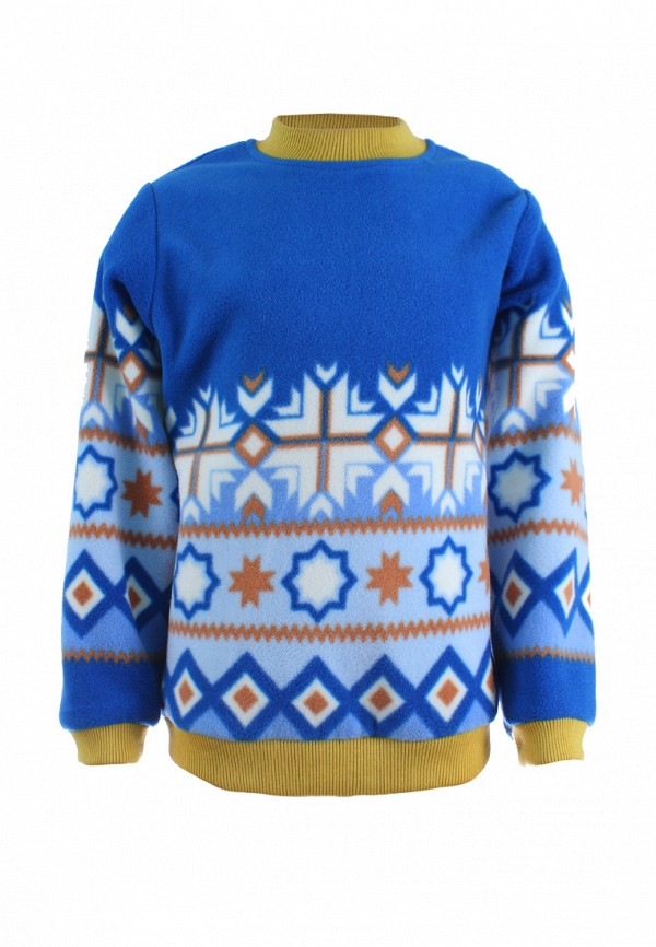 свитер irby style для мальчика, синий