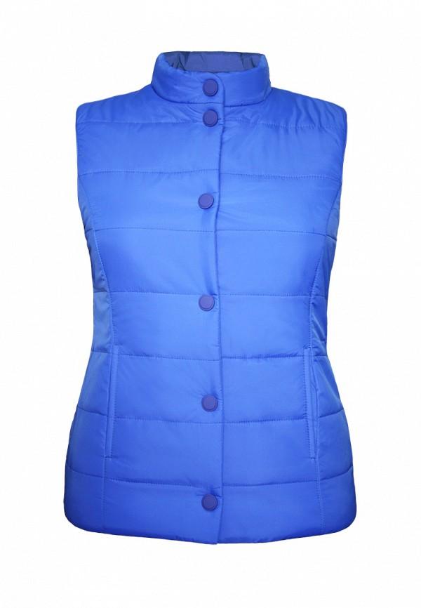 жилет irby style для девочки, синий