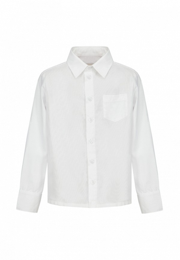 рубашка boom clap для мальчика, белая