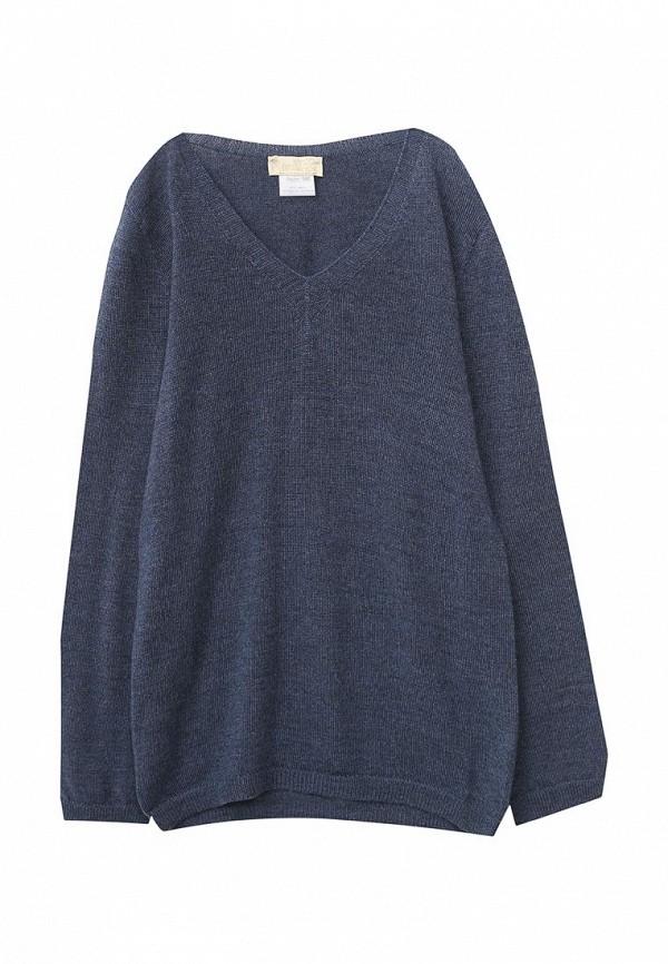 пуловер r&i для мальчика, синий